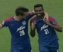 I-League: Bengaluru FC register thumping 3-0 win over Mumbai FC