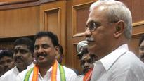 Nellithope MLA John Kumar resigns as MLA; makes way for CM Narayanasamy to contest by-election