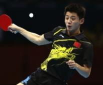World TT: Holder Zhang to face Wang in all-Chinese final