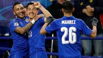 Champions League: Leicester City reach last 16 to continue fairytale year