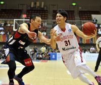 Joho dials up vintage performance for Eastern Conference champion Toyama