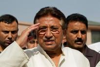 Former Pakistan military leader Musharraf hospitalised with chest pain