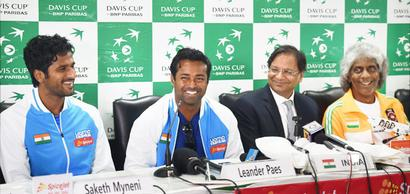 Davis Cup: India get second seeding for 2017 season