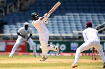 Misbah left stranded on 99 as Pakistan lead by 121