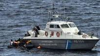 Migrants rescued on Greece-Italy route