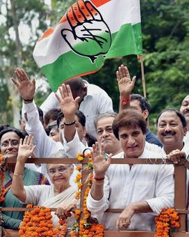 Babbar, Dikshit breathe life into the Congress in UP