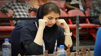 Iran chess master Khademalsharieh sustains 1st loss in FIDE Grand Prix
