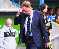Redknapp admits testing times
