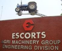 Escorts' shares zoom 17% as it divests auto parts business