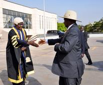 President Museveni Addresses EALA at start of 4th Meeting of 5th Session