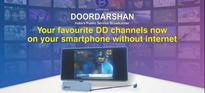 Doordarshan to air free TV content without internet on smartphones in 16 cities