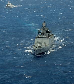 World navies unite @ Rim of the Pacific