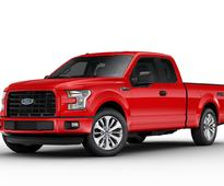 Ford Introduces F-150 STX Models