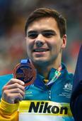 Treffers grabs bronze at world championships