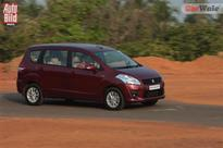 Ertiga gets the automatic gearbox in Indonesia
