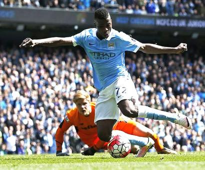 EPL PHOTOS: Man City go third, Newcastle hold Reds to rally