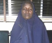Army Claims Second Chibok Girl, Serah Luka, Rescued as Buhari Meets...