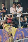 IPL 9: Sourav Ganguly and Shah Rukh cheer as KKR win at Eden