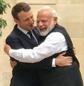 India, France to work together for implementation of Paris deal