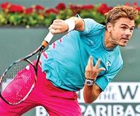 Wawrinka cruises into Indian Wells fourth round