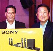 Sony bets on festive spirits