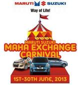 Maruti offters car exchange programme to drive sales