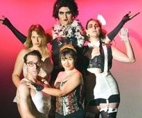 Maryland Ensemble Theatre's ROCKY HORROR Opens on Friday!
