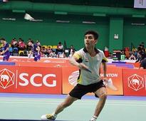National Badminton Championships: Lakshya Sen, Rutvika Shivani advance with contrasting wins