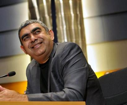 Is this why Sikka quit Infy?