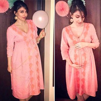 PIX: Taimur the star at Soha's baby shower