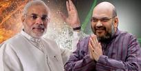 BJP will scale newer heights under Amit Shah's leadership: PM Modi
