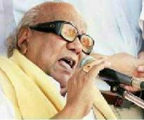 Tamil Nadu should seek stay from Supreme Court on Palar check dam work being carried out by Andhra Pradesh govt, Karunanidhi says