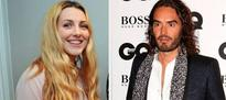 Russell Brand 'proposes' to 'pregnant' girlfriend Laura Gallacher