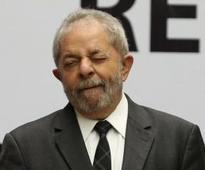 Brazil prosecutors file corruption charges against Lula