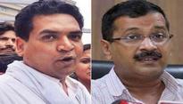 Mishra accuses Kejriwal of Rs. 300 crore scam in Health Sector