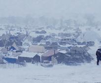 Tribe Resisting Dakota Access Pipeline Responds to Emergency...