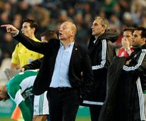 Mel sacked for second time by Real Betis