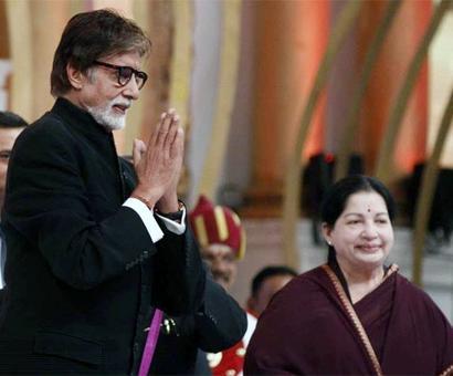 Film industry mourns Jayalalithaa's death