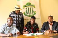 CAPS United sign Amidu