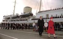 Prince Philip backed plans for a new Royal Yacht Britannia that could be used as a training ship for apprentices