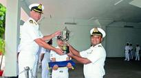 Two ships awarded at annual Eastern Naval Command Flotilla fest