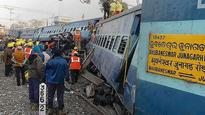 At least 36 dead as Indian train derails
