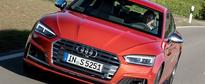 2018 Audi S5 Sportback Real Life Photos Show Stunning Coral Orange