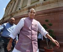 Rajnath Singh Sums Up His Pakistan Visit, Tell Parliament - 'Yeh Padosi Hai Ki Maanta Nahi'