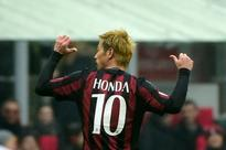 Milan salute Japan's Honda, but doubts remain over future