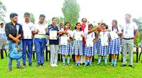 JSS Jammu students excel in singing competition