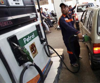 You may get petrol on Sundays, for now