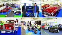 DNA Auto Show kicks off in Vashi, car lovers all agog