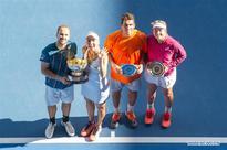 Australian Open: final of mixed doubles