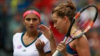 Indian Wells: Sania Mirza and Barbora Strycova cruise into quarters
